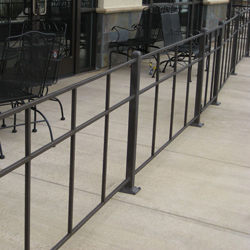 ADA Iron Railings Sacramento